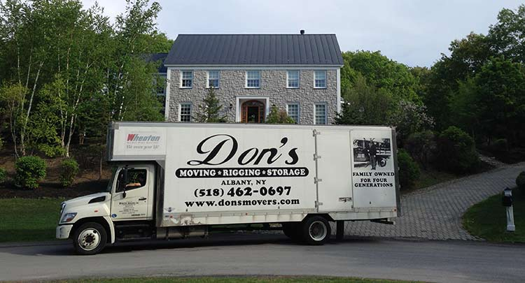 About Don's Moving & Storage